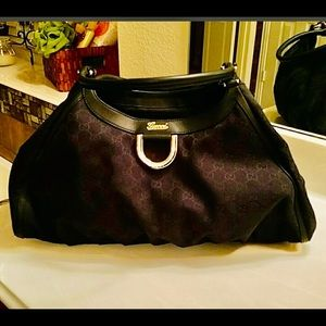 Gucci Abbey D Ring Hobo